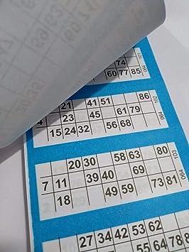 Generic Tambola/Lotto Tickets Booklet