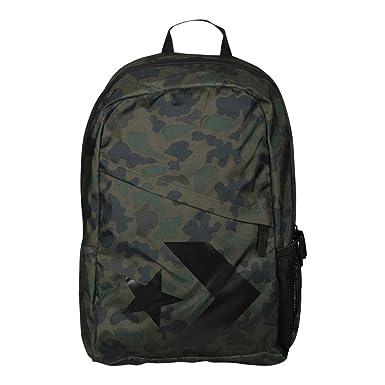 2f899ed1aca Converse Women's Backpack Speed Backpack Star Chevron Camo green black