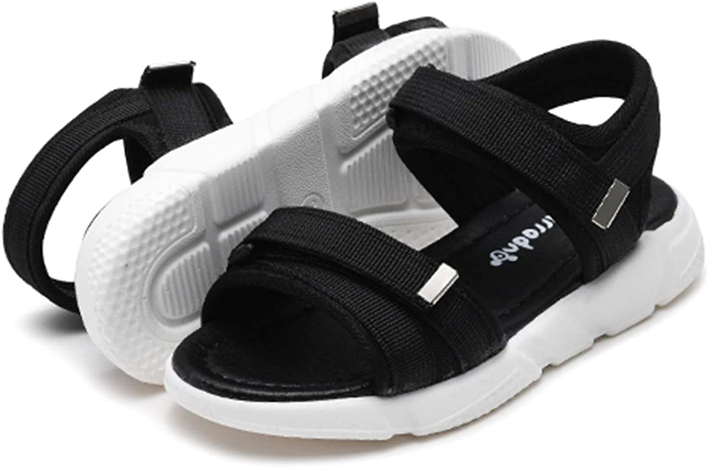 Toddler//Little Kid//Big Kid Lnafan Kids/' Boys/' Girls/' Open Toe Outdoor Sports Casual Sandals Beach Shoes