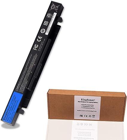 KingSener batería A41-X550A para ordenador portátil ASUS A41-X550A A41-X550 X550C X550B X550V X550D X450C X452 2950mAh: Amazon.es: Informática