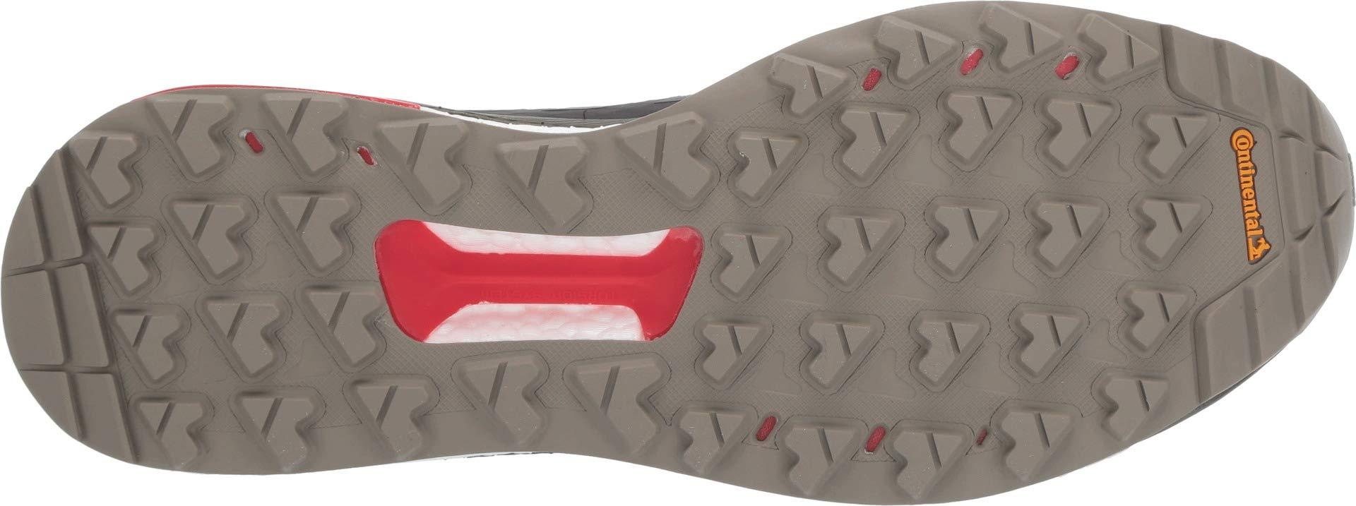 adidas outdoor Terrex Free Hiker Boot - Men's Black/Grey Six/Night Cargo, 7.5 by adidas outdoor (Image #3)