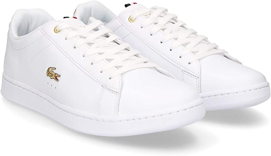 Lacoste Sporty White Leather - 8