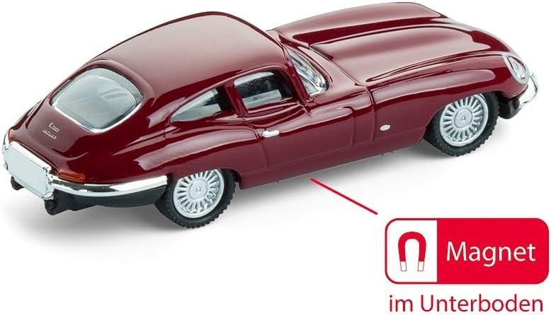 corpus delicti :: Magnetischer Parkscheinhalter f/ür das Armaturenbrett Kultauto Porsche 356 A schwarz Modellauto mit Magnet und Selbstklebender Haftscheibe 20.10-2