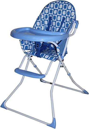 Babyco Its Food Time High Chair (Blue)
