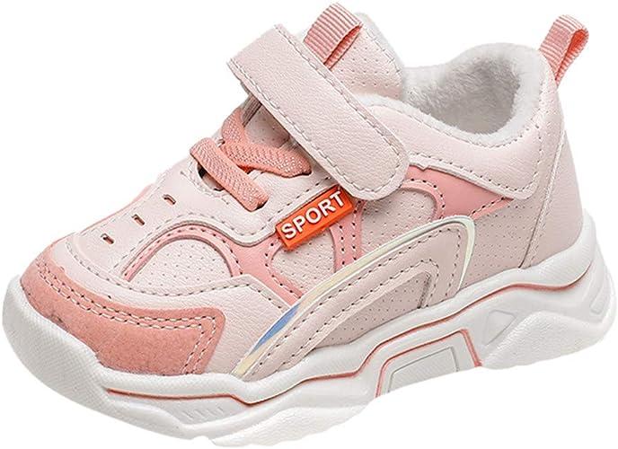 Jooffery - Zapatillas de Running para bebé, Unisex, con Suela ...