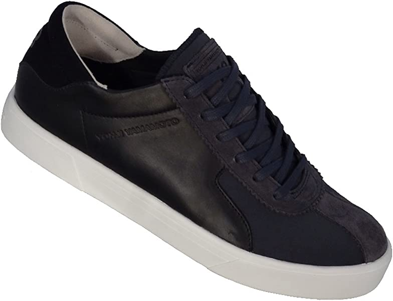 dd23d980c888f Y-3 Trainers Sneaker Leather Suede Body S83215 Y3 RYDGE Low-Black - 9.5