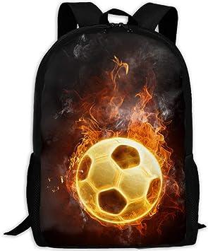Balón de fútbol Mochila de Viaje para Adultos Cool Mochila Escolar ...