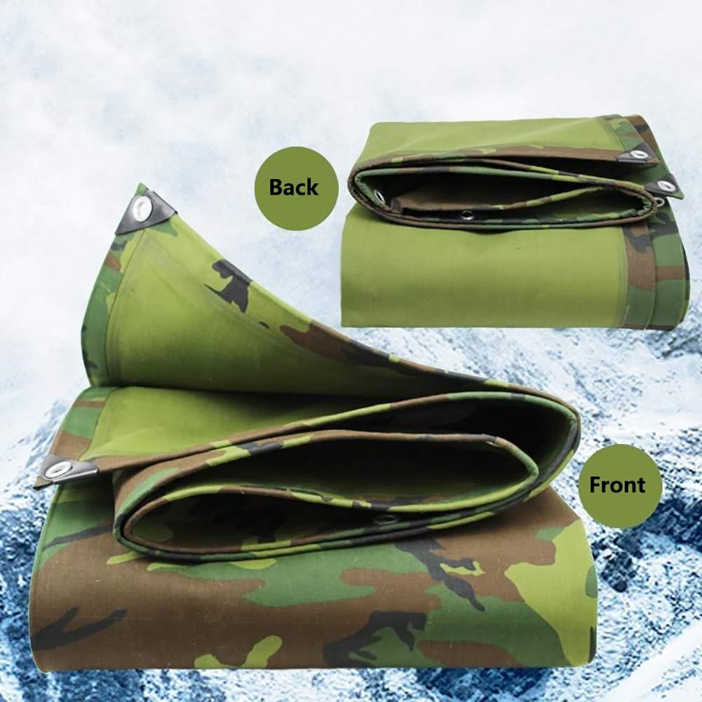 HQCC Tessuto Antipioggia Antipioggia Coperta in in in Tela Cerata per Camuffamento Copertura in Tela di Canapa di Oxford (Dimensioni   3x7M) | Forma elegante  | Nuove varietà sono introdotte  5f2da9