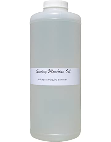 Clear Sewing Machine Oil - 1 Pint of a US Gallon