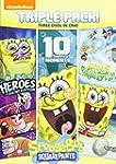 SpongeBob SquarePants Triple Feature:...