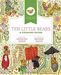 Ten Little Bears: A Counting Rhyme (Michael Hague Signature Classics)