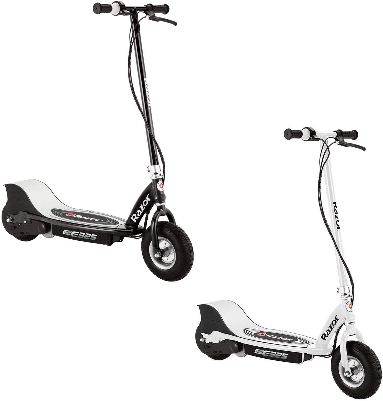Razor-E325-Electric-Scooter-Silver