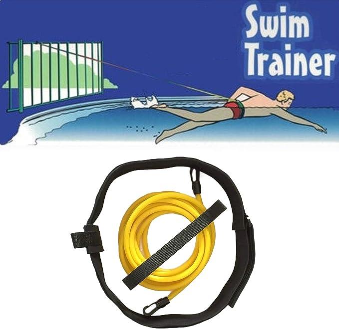 Elastico para Nadar, 4m Nadar Cintura elástica Fuerza ...