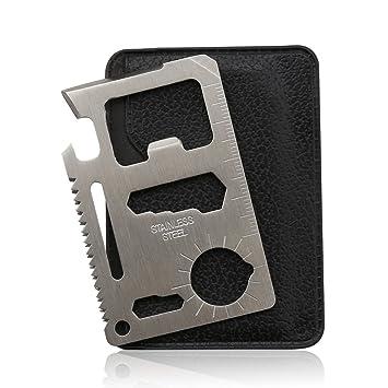 A-szcxtop Cuchillo de 11 en 1 mini herramienta de ...