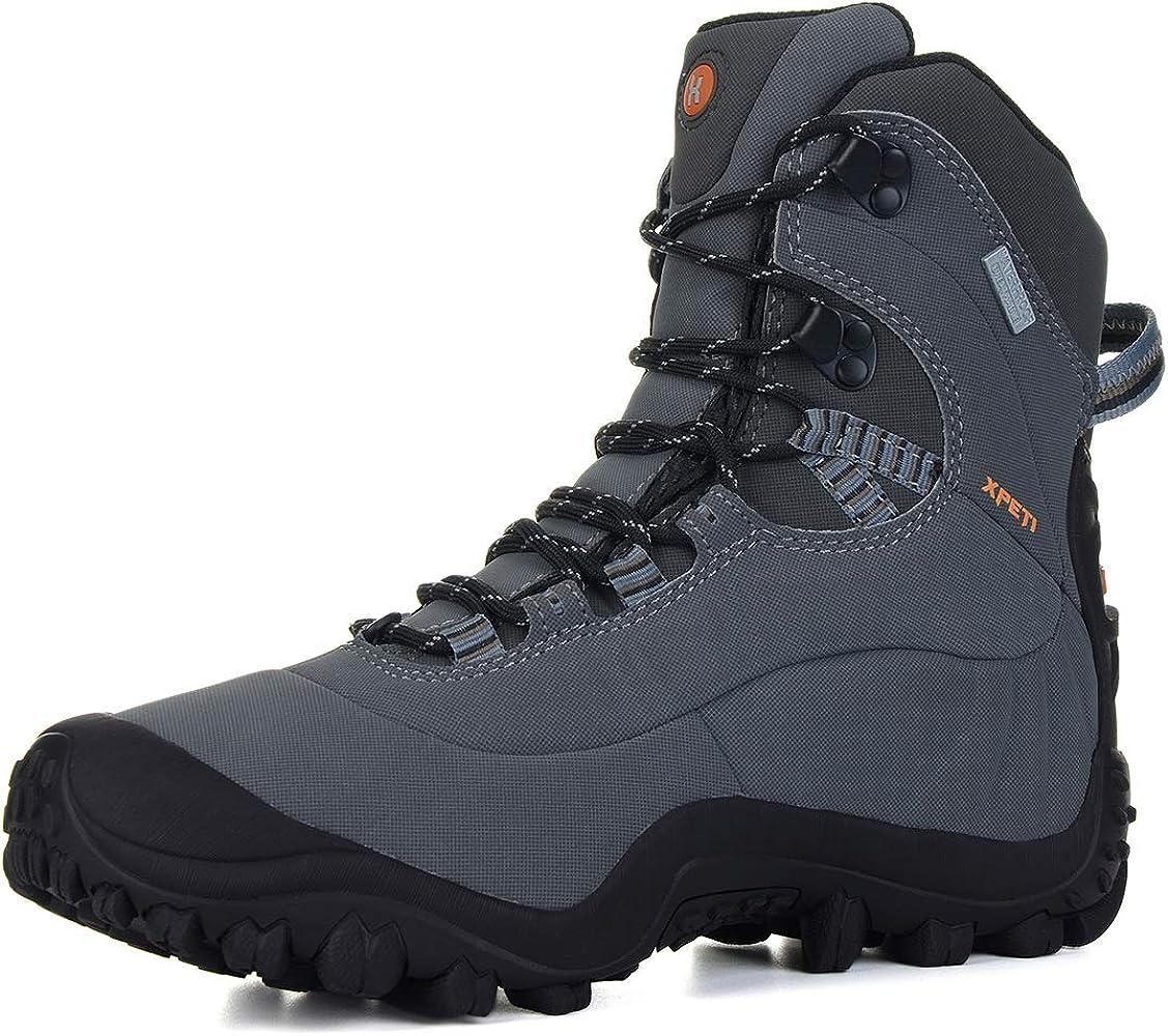 XPETI Hiking Boots Men, Men's Walking