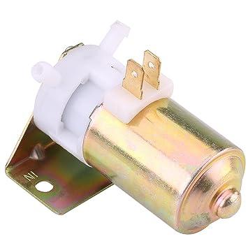 Qiilu Universal 12V Bomba de limpiaparabrisas Limpiador del ...