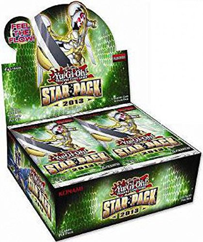 (YuGiOh Star Pack 2013 UNLIMITED EDTION Booster Box [50 Packs])