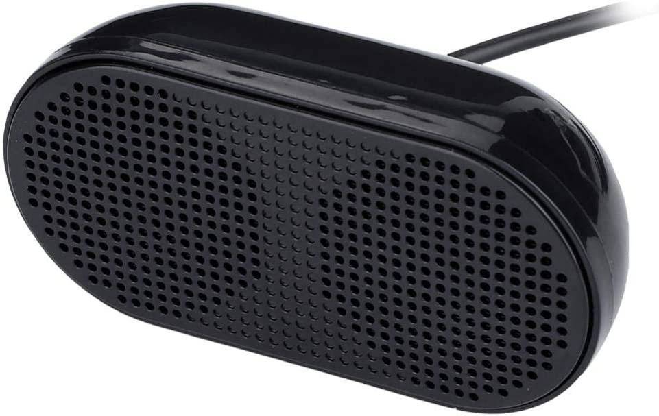 USB Wired Speaker,Heavy Bass Music Speaker,Mini Portable Speaker with Built-in Dual speakers,for desktop computer,notebook ,Integrated Power Supply&Audio Cable