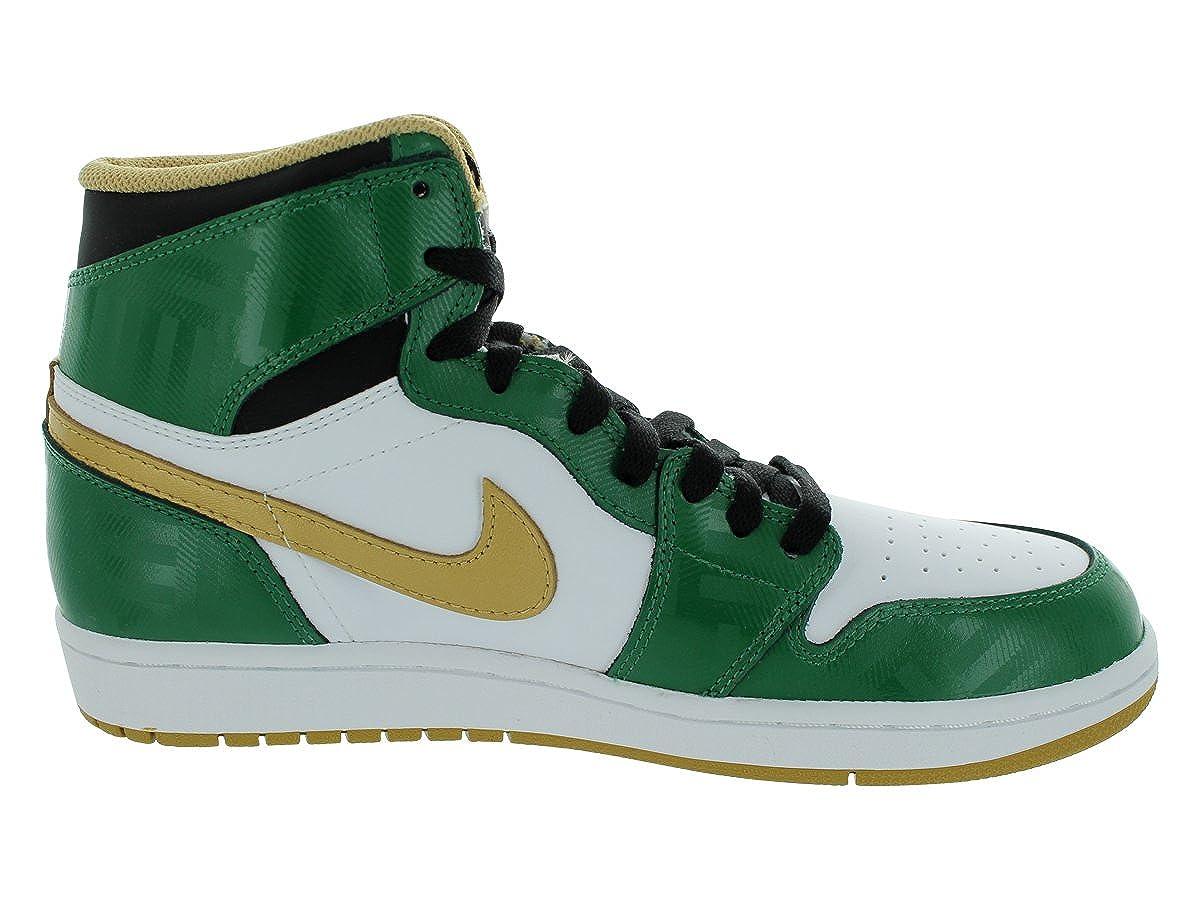 online retailer a95e1 7fcbb Amazon.com   Jordan Nike Air 1 Retro High OG Mens Basketball Shoes  555088-315   Basketball