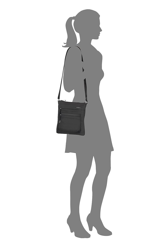 26 cm Black Samsonite Move 2.0 Mini Shoulder iPad Messenger Bag 1.4 Liters