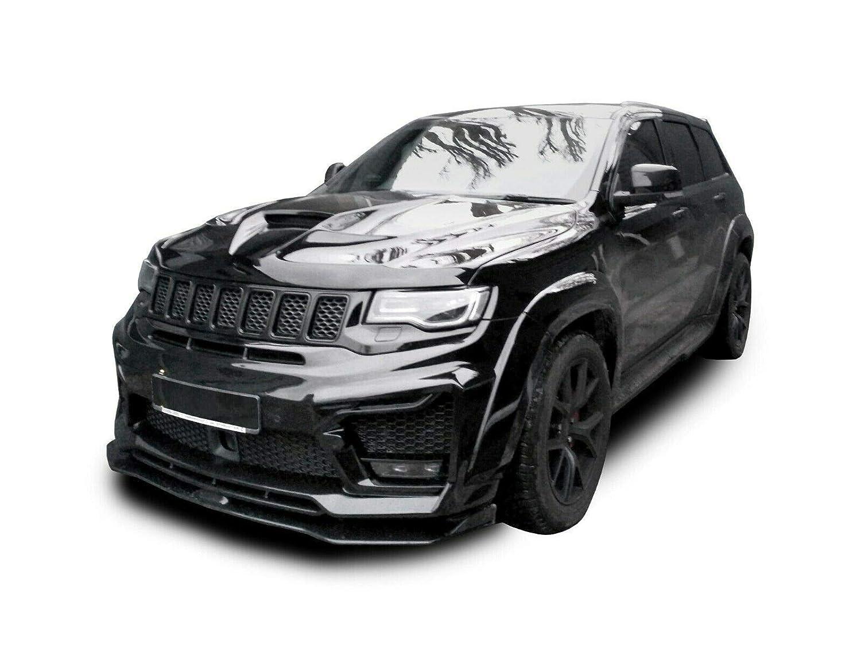 2018 Jeep Grand Cherokee Srt >> Amazon Com Bumper For Jeep Grand Cherokee Srt Trackhawk