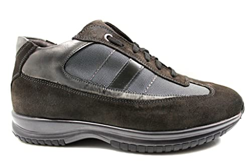 Exton 2256 Scarpe Uomo Casual Sneakers Polacchine Sportive Shoes Made In  Italy 2e352bc3192