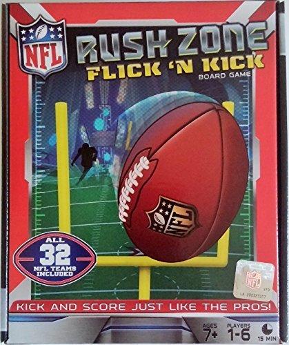 nfl board game rush zone - 2