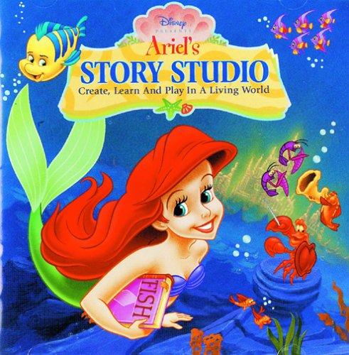 Disney Presents Ariel StoryStudio (Jewel Case) - PC/Mac