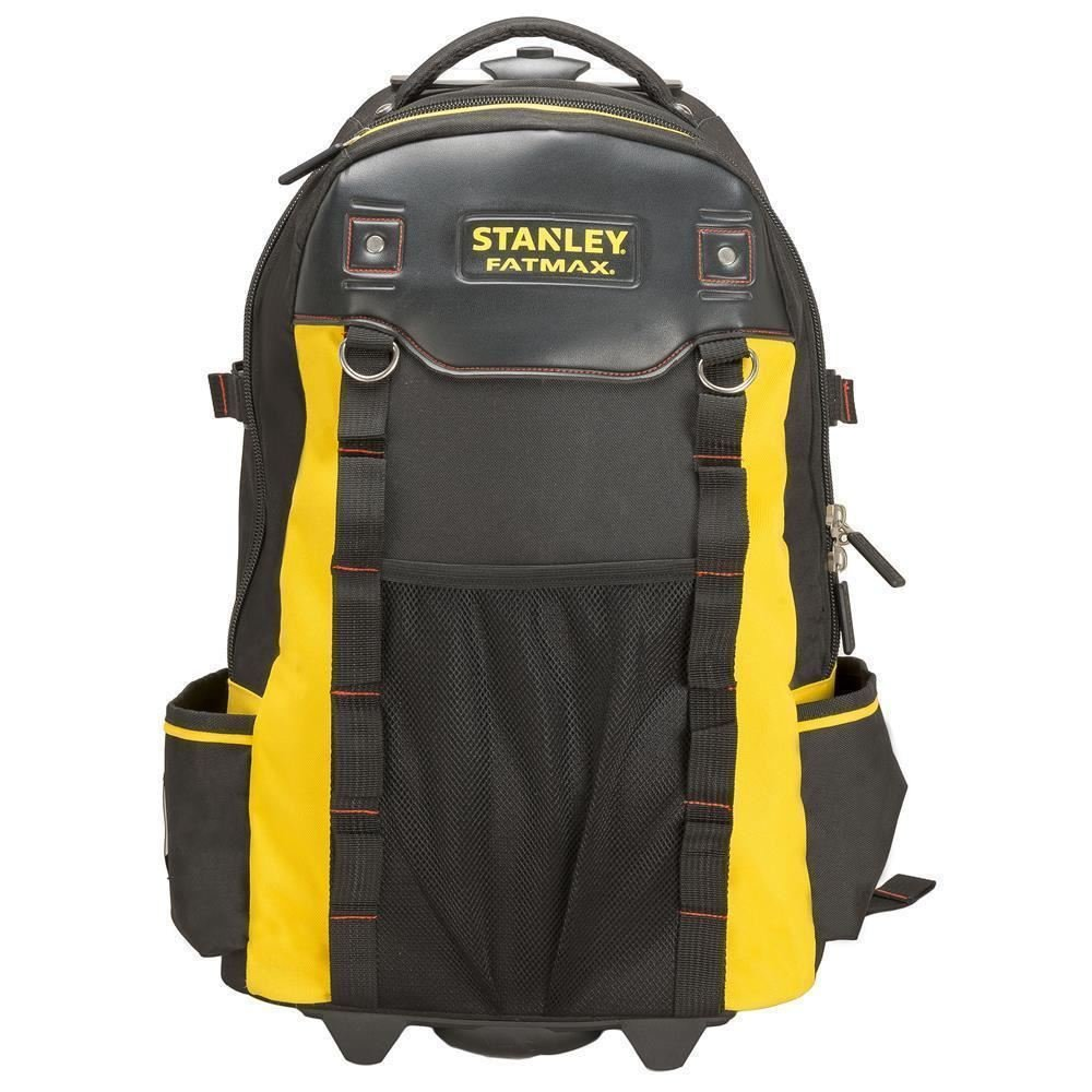 STANLEY FATMAX 1-79-215 - Mochila con Ruedas, capacidad max 20 Kg