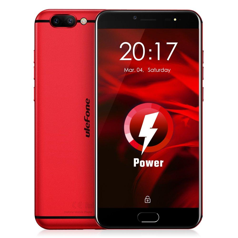 Ulefone Gemini Pro 4G Phablet 5.5 pulgadas Android 7.1 MTK6797 Deca Core 2.6GHz 4GB RAM 64GB ROM Doble cámara trasera del escáner de huellas dactilares 13.0MP