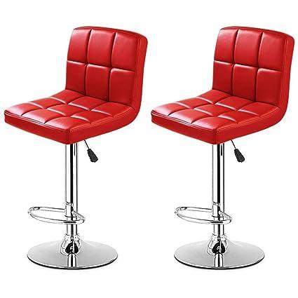 Cool Amazon Com Kls14 Contemporary Low Back Design Bar Stools Machost Co Dining Chair Design Ideas Machostcouk