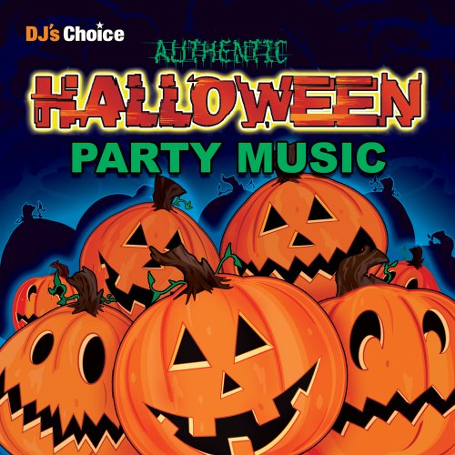 DJ's Choice Authentic Halloween Party ()