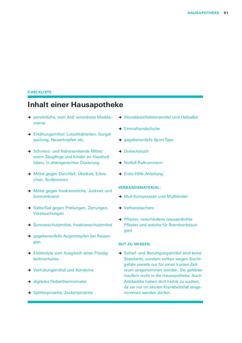 Das Notfall-Set: 9783868511635: Amazon.com: Books