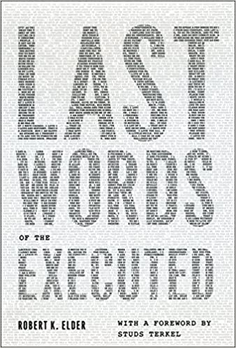 Amazon com: Last Words of the Executed (9780226202686