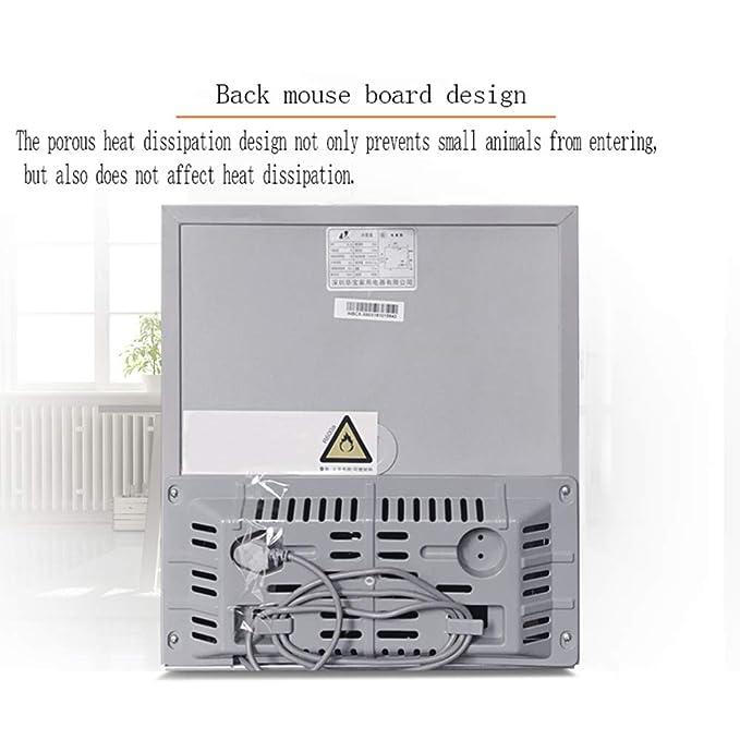 Peaceip Mini Refrigerador De Una Sola Puerta con Congelador ...