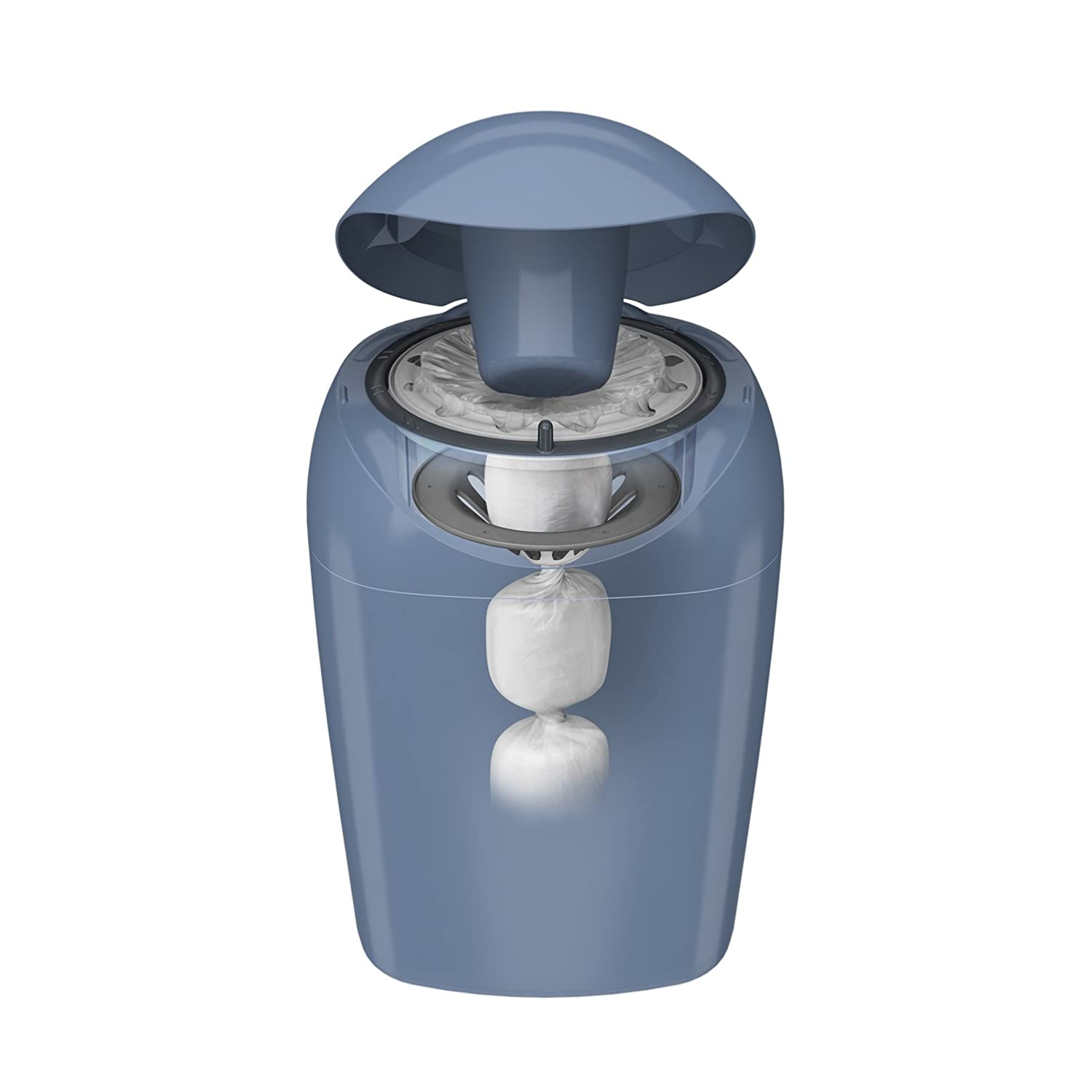 Tommee Tippee 84005201/Sangenic Tec pa/ñales Twister Gris
