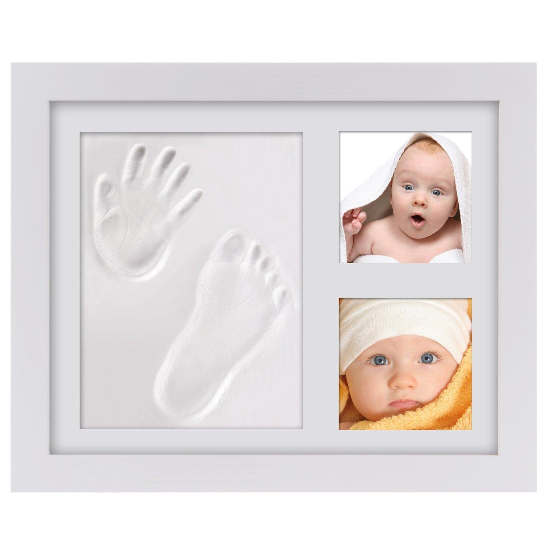 Amazon.com : Baby Keepsake Gifts, PChero Baby Handprint and ...