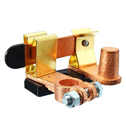 Asdomo - Interruptor de batería para desconexión de ...