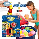 Water Balloon Water Bomb Factory, Water Fight and Garden Game - Perfect for the Summer