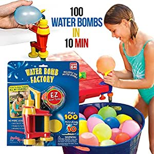 El agua de Bomb Factory