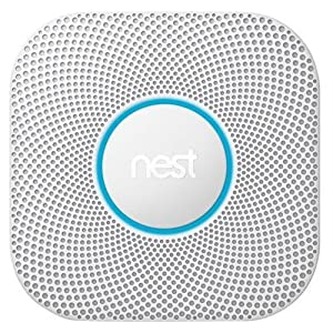 (2) PACK - Nest S3005PWBUS Protect Battery Smoke Detector
