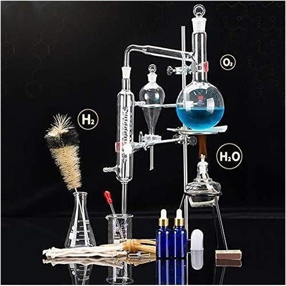 Sucastle 500 ML Esencial Destilador Destilación cristalería de ...
