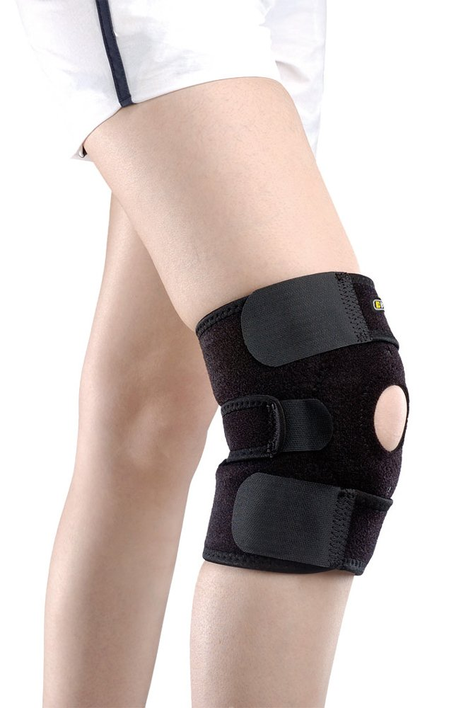 Bracoo Breathable neoprene Knee Support Sleeve