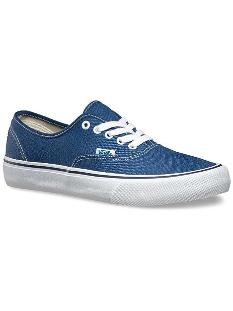 Zapatillas Vans – Authentic Pro (50th) azul/blanco talla: 45 xX65tflVzH