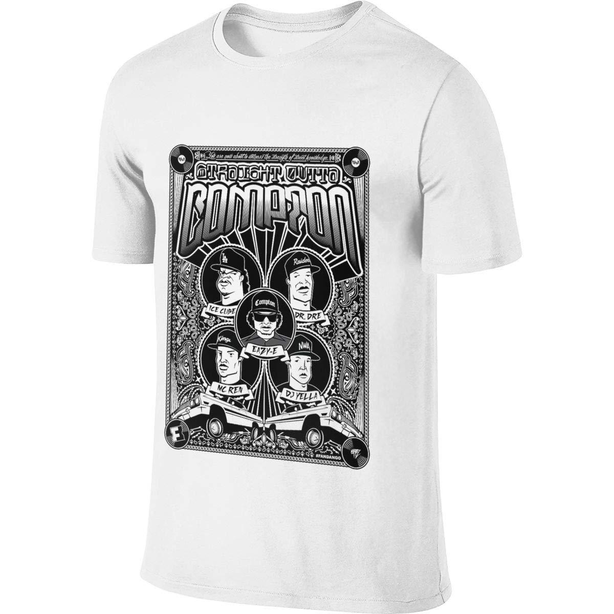 Hengteng Man Designed Casual Top NWA T Shirt