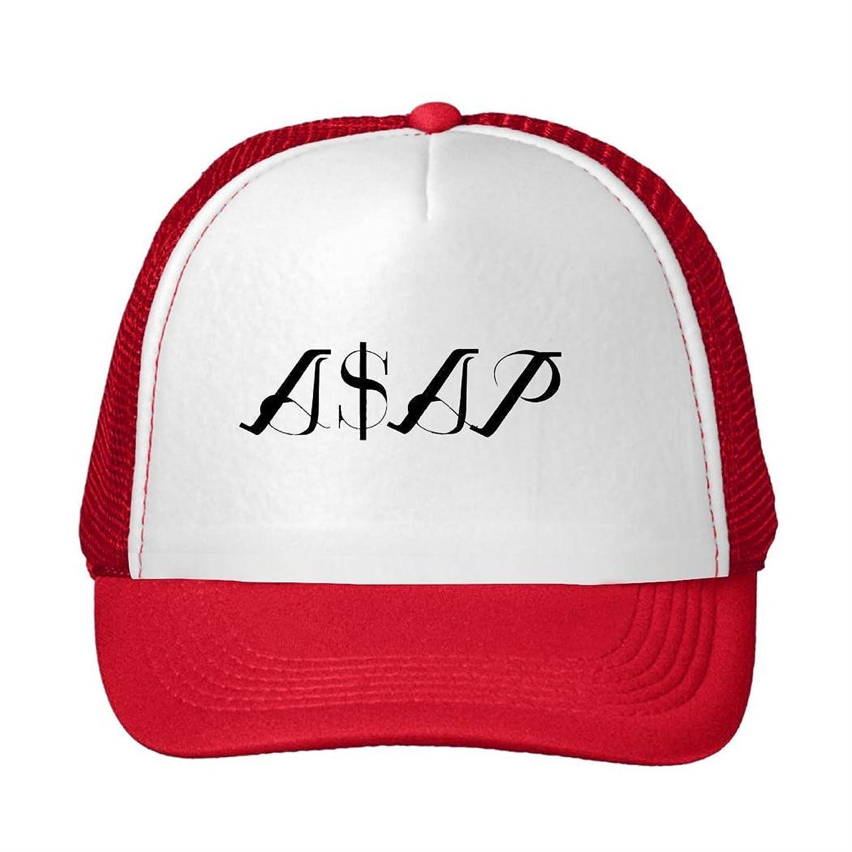 MUKIY Asap Ferg Popular Logo Design Trucker Hats adjustable hats