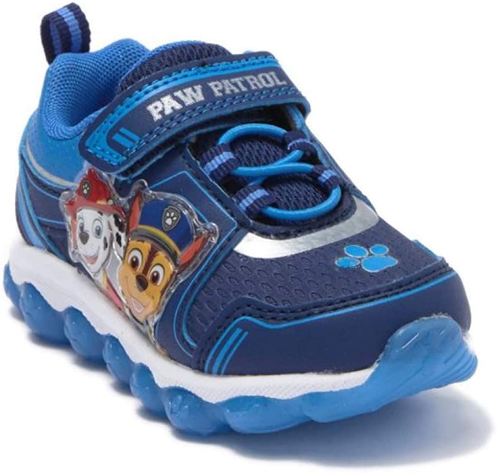 Paw Patrol Boys Light Up Shoes Sneakers Toddler Fun Gift