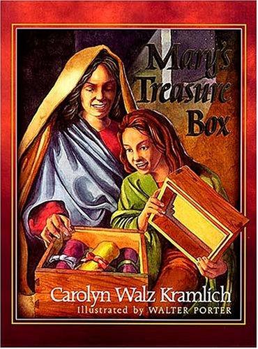 Mary's Treasure Box (Holiday Treasure Box)