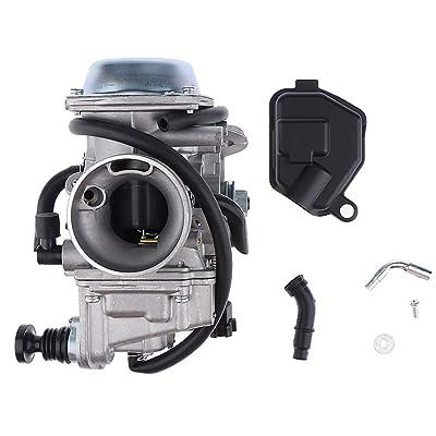 Carburetor Carb Replacement for Honda Rancher 350, TRX350, 350ES, 350FE, 350FMTE 350TM 2000-2006 Carb: Automotive
