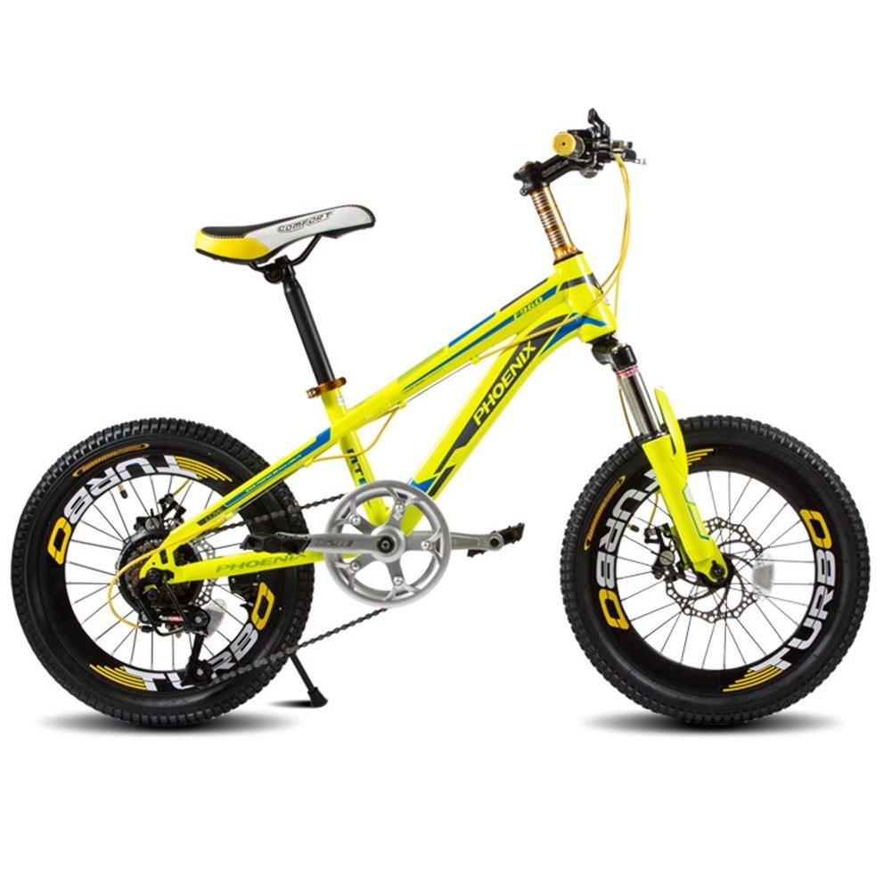 XQ TL-112子供用自転車3-13歳の少年少女マグネシウム合金ダンピングキッズバイク可変速度マウンテンバイク 子ども用自転車 B07C2PDD1Y